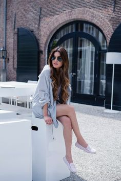 Those Pastel Loafers – Tod's Gommino | Negin Mirsalehi