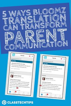 Remind app parent letter editable remind 101 kindergarten 5 ways bloomz translation can transform parent communication thecheapjerseys Image collections