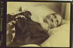 post mortem photo