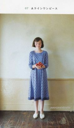 Natural Clothes & Zakka Goods of French Souleiado by Kurai Muki - Japanese Sewing Pattern Book for Women by polly