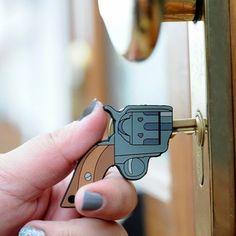clé pistolet