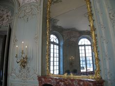 Mantlepiece and mirror | Flickr - Photo Sharing!
