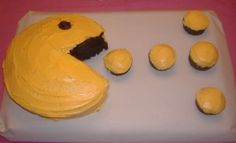Fun 80's theme party food- have Petra make this cake!