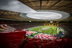 BVB vs. FCB Choreo | Berlin 2014 Explored: May 18, 2014 #13… | Von: cznr | Flickr - Photo Sharing!