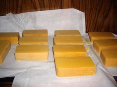 Recipe for One Pound of Coconut Oil Soap