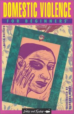 Domestic Violence for Beginners Documentary Comic Book #domesticviolence #bookcover