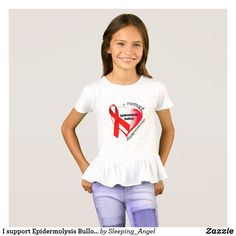 I support Epidermolysis Bullosa Awareness shirt