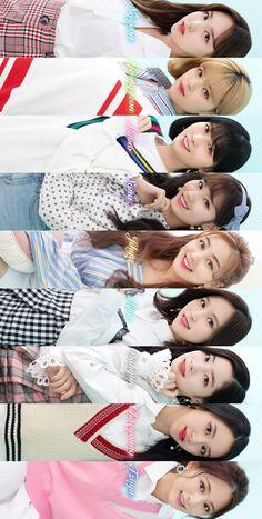 The girls of Twice!