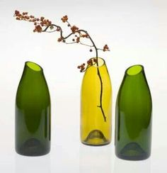 Cool idea for recycling bottles