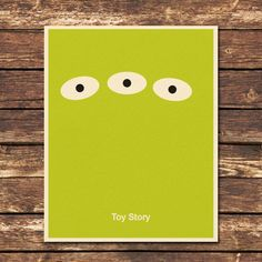 Minimalist Posters of Pixar's Movies  http://www.awwwards.com/minimalist-posters-of-pixar-s-movies.html