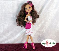 Sommer-Kleid e.g. Ever After High Bratz 6814008 Monster High