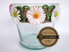 Quilling Flowers, Flower Tutorial, Step By Step Instructions, Daisies, Inspire, Watch, Link, Creative, Youtube