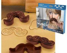 Amazon.com: Munchstache Cookie Cutters