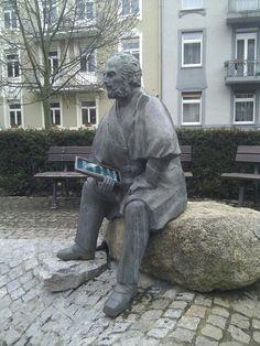 a man with ipad