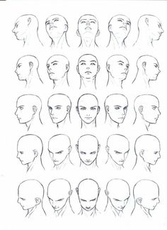 Drawing male and female faces, drawing a human body (drawing fa . - Male and female face drawing, human body drawing (drawing fa …- - Human Body Drawing, Human Figure Drawing, Figure Drawing Reference, Art Reference Poses, Manga Drawing, Face Reference, Anatomy Reference, Drawing Men Face, Face Profile Drawing