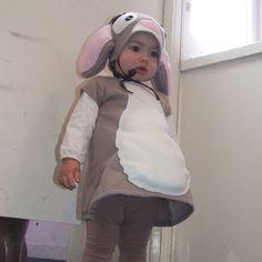 The Gruffalo Mouse costume
