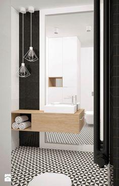 niewielkie mieszkanie po skandynawsku - zdjęcie od Archomega Biuro Architektoniczne