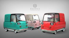 Mando : AntBee Electric Cart, 1 Seater