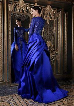 228 best Blue & Purple Wedding Dresses images on Pinterest   Ball ...
