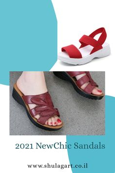 Women Outdoor Mesh Elastic Band Solid Color Platform Casual Flat Sandals (03/21) #Summer #Sandals #Newchic Sandals For Sale, Summer Sandals, Flat Sandals, Shoes Sandals, New Chic, Outdoor Woman, Vintage Flowers, Cowboy Boots, Clogs