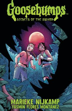 Goosebumps: Secrets of the Swamp from IDW Publishing drops this week.