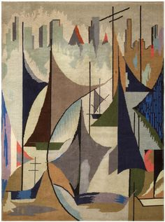 Art-Deco French Rug