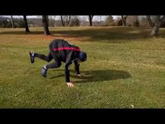 Mountain Climbers- Natural Running Center - YouTube