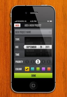 iPhone App Prototypin' by Assembly Co
