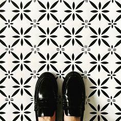 Home | Nicolette Tabram Stencils Stencil Fabric, Stencil Painting, Stencils, Painted Floorboards, Painted Floors, Patio Flooring, Laminate Flooring, Moroccan Stencil, Stenciled Floor