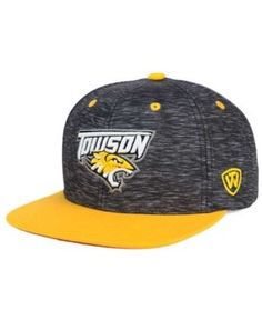 free shipping e6865 ac805 Top of the World Towson University Tigers Energy 2-Tone Snapback Cap    Reviews - Sports Fan Shop By Lids - Men - Macy s
