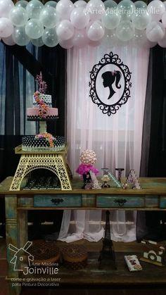 BASE DE BOLO TORRE EIFFEL  -  O tema da festa é Paris? A AMJ disponibiliza recortes super lindos para você decorar sua festa. Várias peças já estão disponíveis na loja virtual da AMJ: www.artemadeirajoinville.com.br  -   Para recortes personalizados, entre em contato conosco pelo email contato@artemadeirajoinville.com.br.