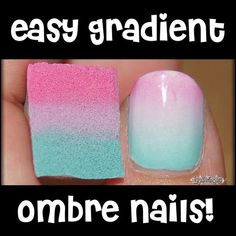 Create an Easy Ombre Manicure at Home! – Tashi Delek Create an Easy Ombre Manicure at Home! Hello everyone, Today, we have shown Tashi Delek Picture of Create an easy ombre manicure at home! Diy Nails At Home, Manicure At Home, Shellac Nails, Nail Manicure, Pink Shellac, Nail Polishes, Matte Nails, Nails For Kids, Fun Nails