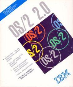 OS/2 2.0 Box