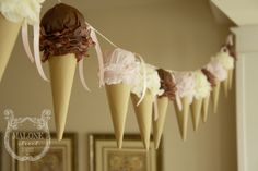 a vintage inspired ice cream social | Malone Street Studios