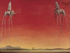 "The Elephants.... ""References to Salvador Dali make me hot!"""