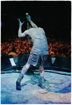 Mud, Piss, Catharsis: Inside Nine Inch Nails' Iconic Performance at Woodstock Woodstock 1994, Henry Rollins, Trent Reznor, Nine Inch Nails, People Running, Alice In Chains, Perfect Sense, Crazy Kids, Aerosmith