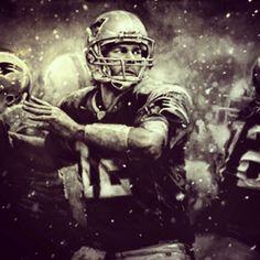Tom Brady - #Patriots