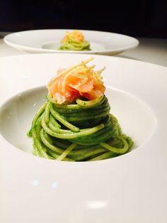 Gourmet Recipes, Pasta Recipes, Cooking Recipes, Healthy Recipes, Air Frier Recipes, Teller, Spaghetti, How To Cook Pasta, Food Design