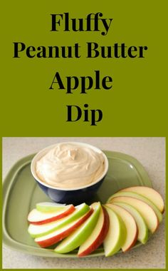 Fluffy Peanut Butter Apple Dip recipe #KraftHoliday A Little Help for the Holidays from Kraft #sponsored