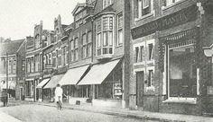 #Haverstraatpassage #Enschede meer dan 100 jaar geleden! Willen we deze 'look' weer terug?  foto via PlanetofSound