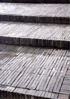Belægning, belægningstegl, tegl, kliker, terrasse, ziegel, bricks, trappe Lad belægningen vise vejen... | Bobedre.dk
