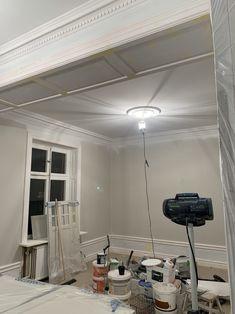 Uppdatering renovering: Nya färgval i lägenheten - 34 kvadrat - Metro Mode Jotun Lady, Installing Shiplap, Instagram Feed, Design, Home Decor, Mood, Home, Decoration Home, Room Decor