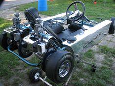 Vintage Go Karts, Go Kart Kits, Go Kart Racing, Reverse Trike, Quad Bike, Karting, Mini Bike, Chevrolet Camaro, Model Car