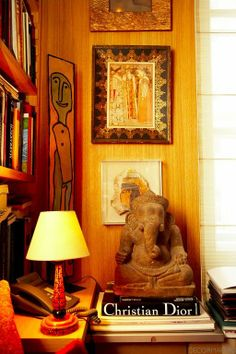 Vintage Apartment Design of Jacques Grange