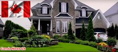 Buying a house in Canada Property Prices, House Prices, Semi Detached, Detached House, Canadian People, Canada House, Canadian Dollar, High Rise Building, Types Of Houses