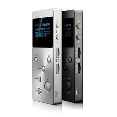 XDUOO X3 HIFI MP3 Music Player Lossless Music Player with HD OLED Screen Support APE FLAC ALAC WAV WMA OGG MP3 Sale - Banggood.com