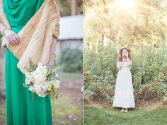 Vintage-Inspired Bride Inspiration