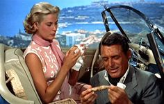 Scarves and convertibles de rigeur; Cary Grant optional.