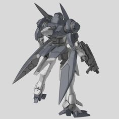 """GNX-607T GN-XII (aka GN-XII, pronounced """"Jinx Two"""") is the second generation model of the GN-X series featured in side story series Mobile Suit Gundam 00F. Back"""