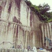 深岩石採掘場